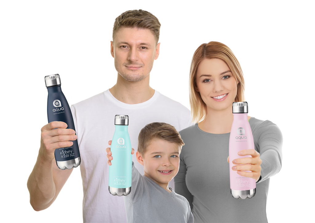 Go Green Family with Bottles